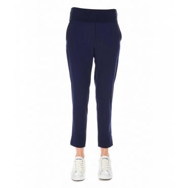 Pantalone jogging Tess blu scuro