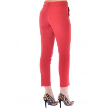 Silvian Heach Pantalone Fashion Donna Rosso