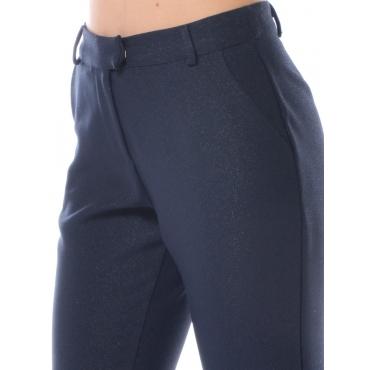 Silvian Heach Pantalone Fashion Donna Blu
