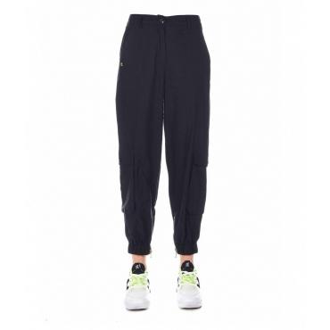Pantaloni cargo nero