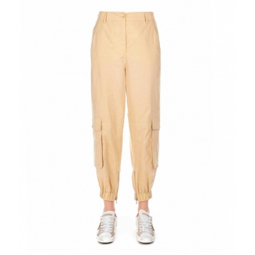 Pantaloni cargo nude