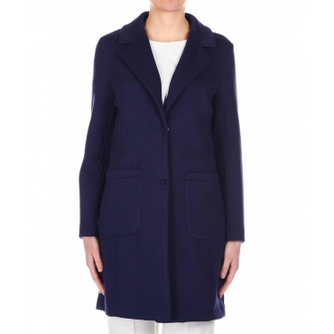 Cappotto Kayak blu scuro