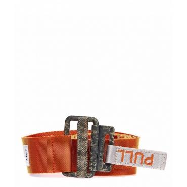 Tape belt arancione