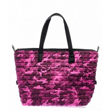Shopper Zipper Big Pink
