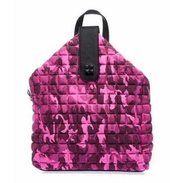 Trapez-Rucksack Pink