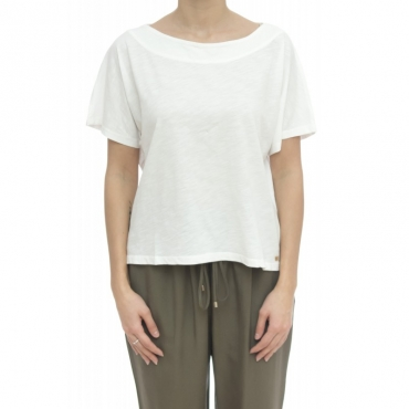 T-shirt donna - Arilit t-shirt 60725 - Milk