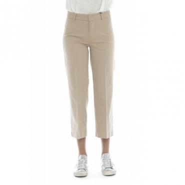Pantalone donna - Wanna pantalone gabardina 30401