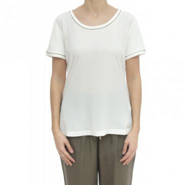 T-shirt donna - Austin t-shirt 60725 - Milk