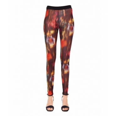 Leggings stampate Jazzlyn multicolore