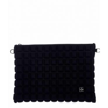 Pochette Cube nero