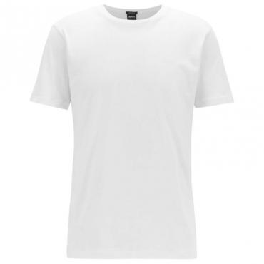 T-shirt con mini logo 100WHITE