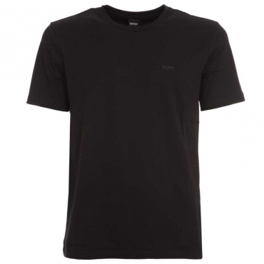 T-shirt con mini logo 001BLACK