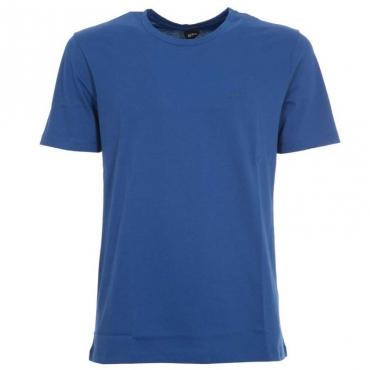 T-shirt con mini logo 426MEDIUMBLU