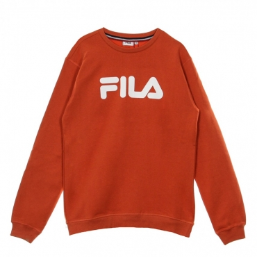 FELPA GIROCOLLO PURE CREW SWEAT SUMMER FIG