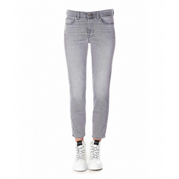 Jeans Roxanne Ankle grigio