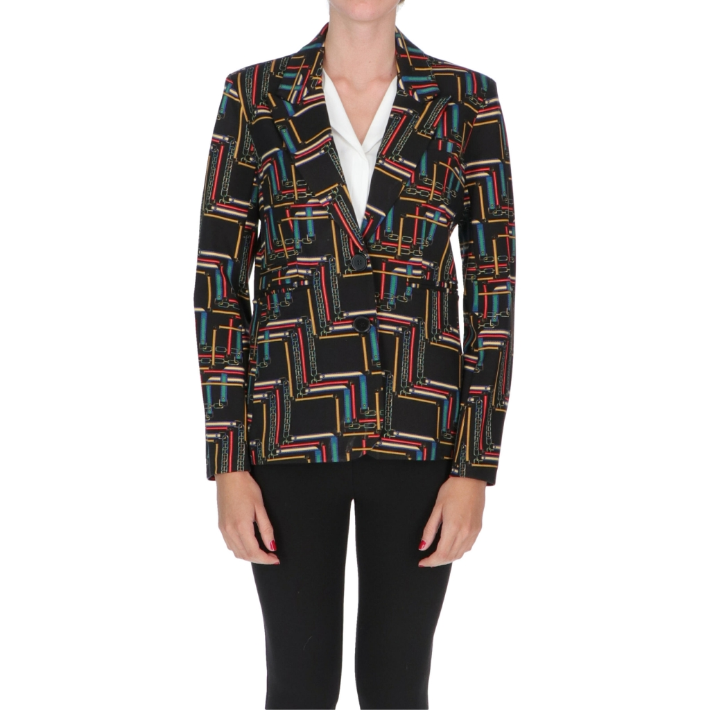 GIACCA BLAZER DENISE MULTICOLOR ANONYME  MULTIC