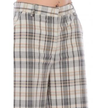 Patrizia Pepe Pantalone Fashion Donna Beige