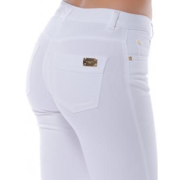 Nenette Jeans Donna Bianco