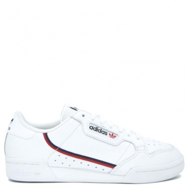 Sneakers Continental 80 bianche FTWWHT/SCARL