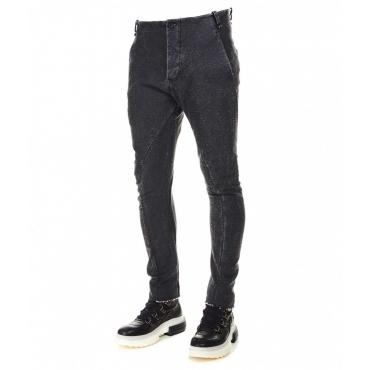 Pantalone casual grigio scuro