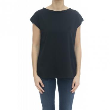 T-shirt donna - J8105 t-shirt 003 - Nero