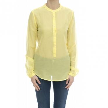 Camicia donna - J2113 camicia coreana GIALLO