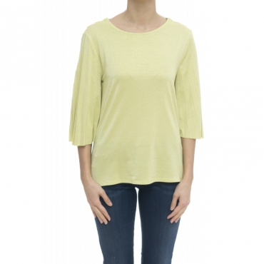 T-shirt donna - Mecum t-shirt GIALLO