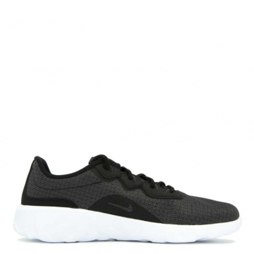 Sneakers nera Explore Strada con suola bianca 001BLACK/WHI