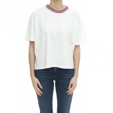 T-shirt donna - Ops t-shirt 60001 - Bianco