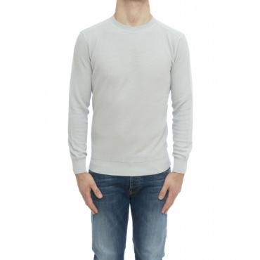Giacca uomo - 9007/01 maglia giro punto felpa 152 - Intonaco