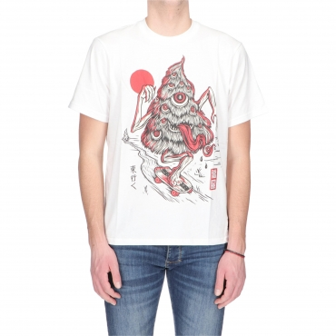 T-SHIRT TREE GHOST ELEMENT OPTIC WHITE