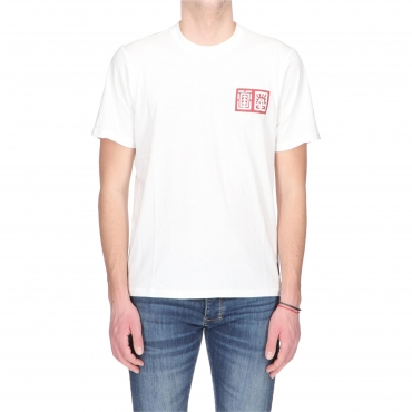T-SHIRT TRADITION ELEMENT OPTIC WHITE
