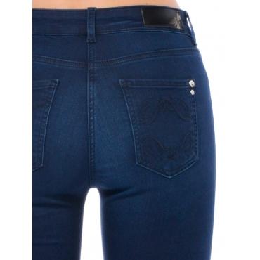 Patrizia Pepe Jeans Donna Blu