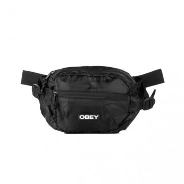 MARSUPIO COMMUTER WAIST BAG BLACK