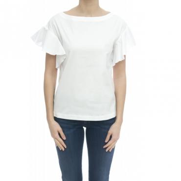 Camicia donna - 6320 15125 tessutto albini 001 - bianco