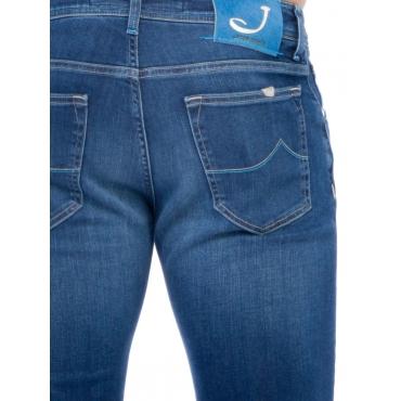 Jacob Cohen Jeans Uomo Blu