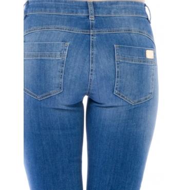 Nenette Jeans Donna Blu