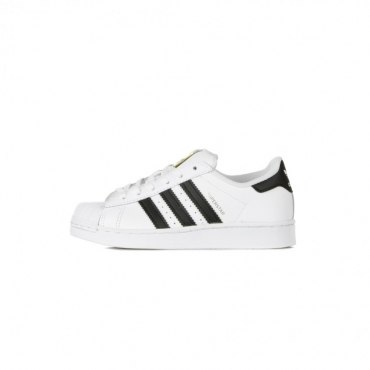 SCARPA BASSA SUPERSTAR C CLOUD WHITE/CORE BLACK/CLOUD WHITE