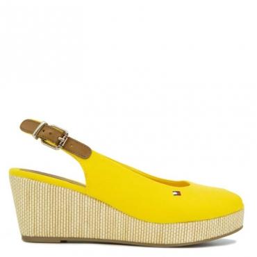 Sandalo con zeppa sling back wedge SUNNY