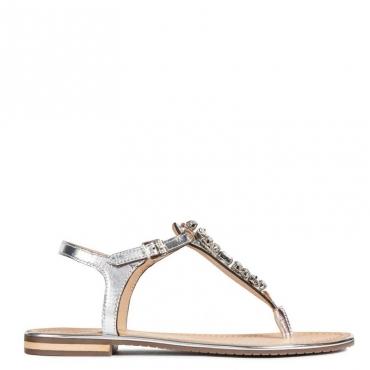 Sandalo gioiello Sozy argentato C1007SILVER
