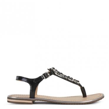 Sandalo gioiello Sozy nero C9999BLACK