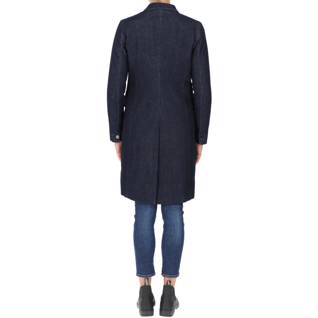 CAPPOTTO DYANE RE-ISSUE DENIM RINSE W RO