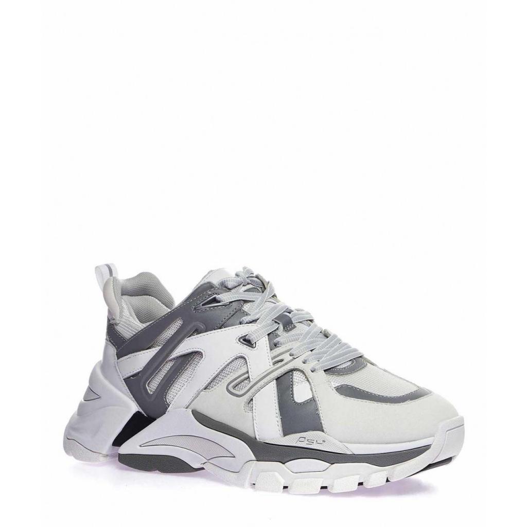 Sneaker Flash grigio chiaro