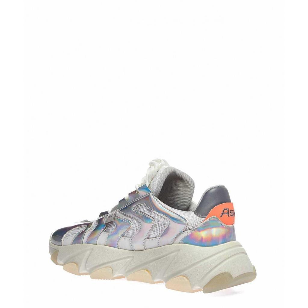Sneaker Extreme argento