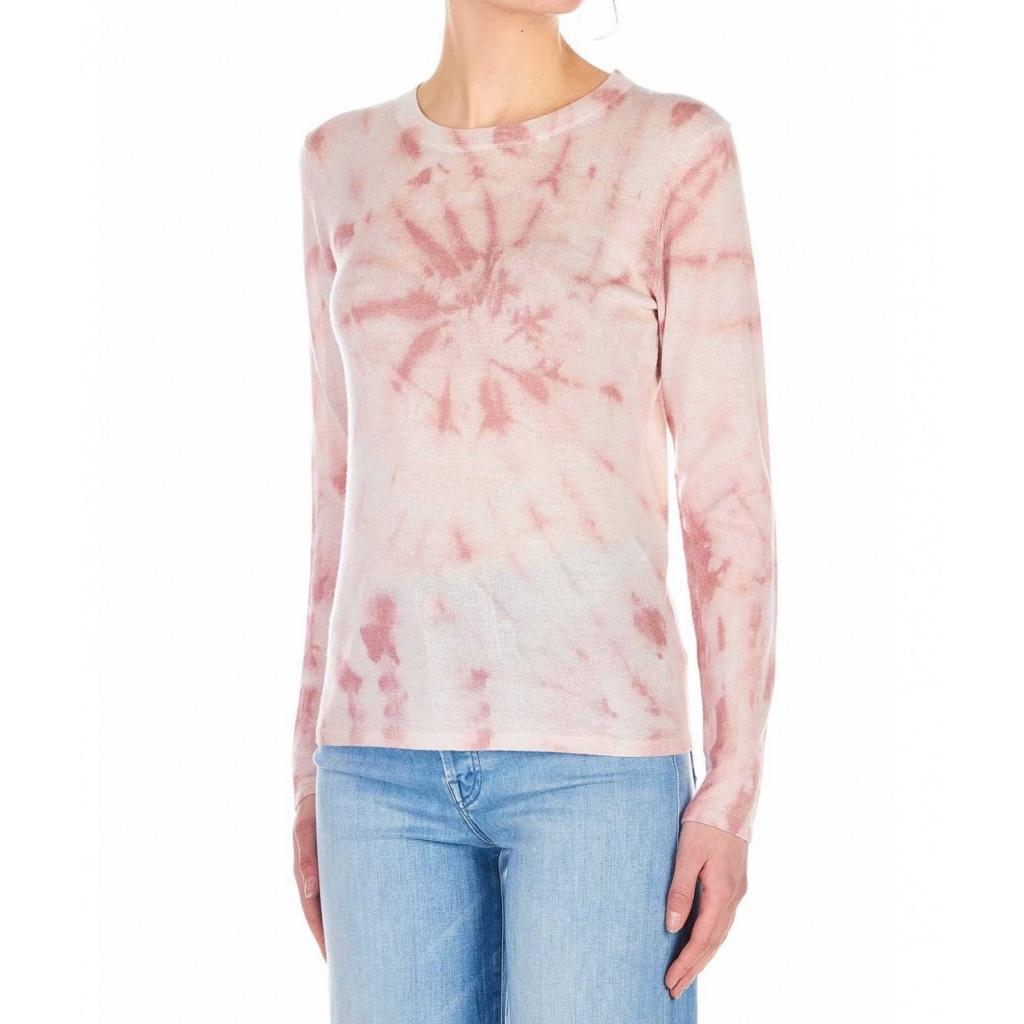 Maglia in cachemire Rye 01 rosa