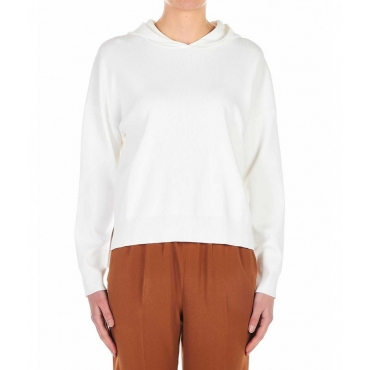 Hoodie coats 01 bianco