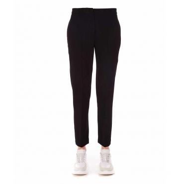Pantaloni elegante nero