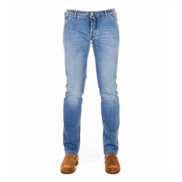 Jeans J613 Comf azzurro