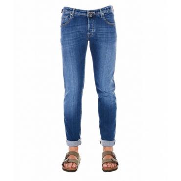 Jeans style 622 azzurro