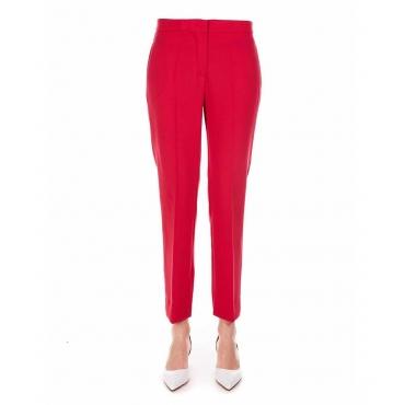 Pantaloni elegante pink